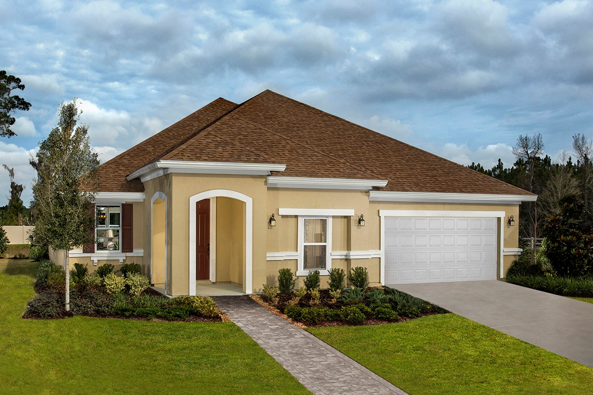 New Homes in St. Johns, FL - Heritage Oaks The Brookhaven