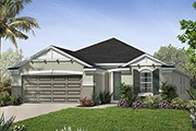 New Homes in St. Johns, FL - The Captiva
