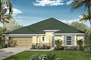 New Homes in St. Johns, FL - The Avalon