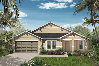 New Homes in Jacksonville, FL - Craftsman