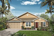 New Homes in St. Johns, FL - The Brookhaven Modeled