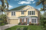 New Homes in St. Johns, FL - The Bradford