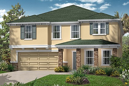 New Homes in St. Johns, FL - Italianate