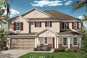 New Homes in St. Johns, FL - The Hamilton