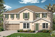 New Homes in St. Johns, FL - The Livingston