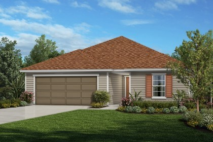 New Homes in Nassau County, FL - Colonial