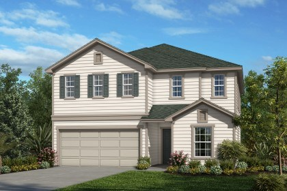 New Homes in Yulee, FL - Colonial
