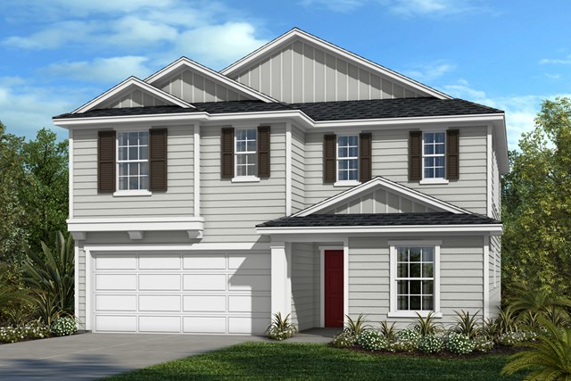 New Homes in Yulee, FL - Farm House