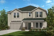 New Homes in Jacksonville, FL - The Palm Modeled