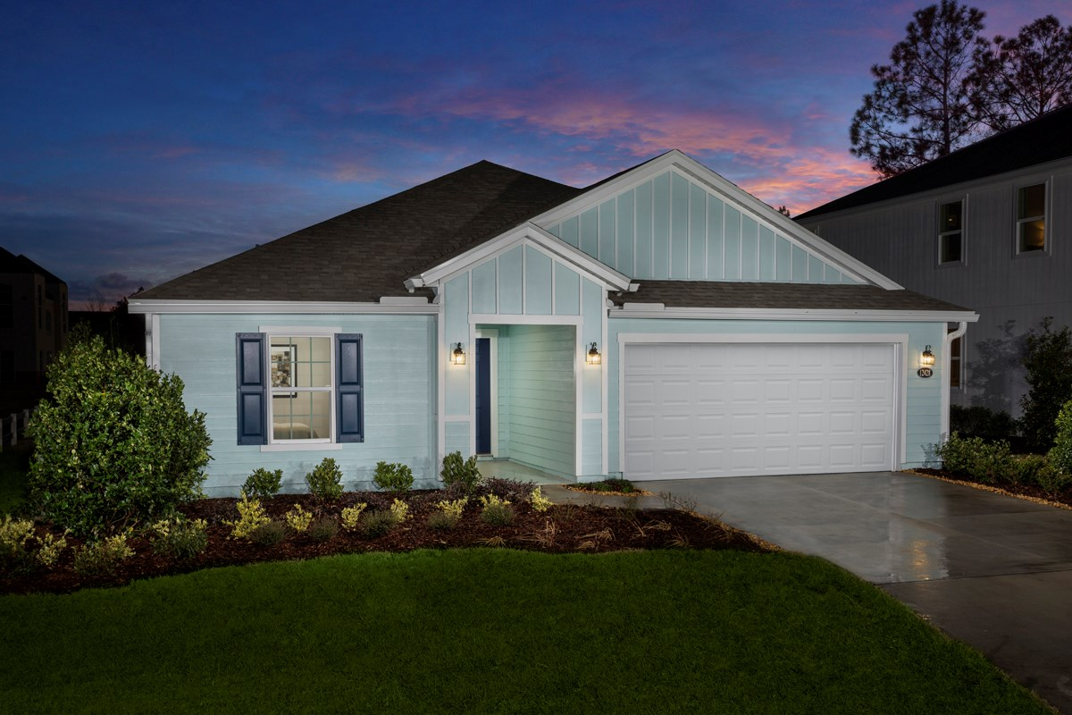 New Homes in Jacksonville, FL - Magnolia Grove The Hayden Modeled