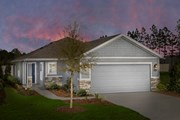 New Homes in Jacksonville, FL - The Darby Modeled