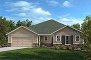 New Homes in St. Johns County, FL - The Covington Modeled
