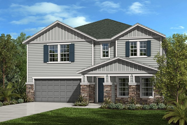 New Homes in St. Johns County, FL - Farm House