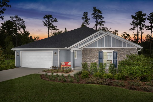 Browse new homes for sale in Jacksonville / St. Augustine Area, FL