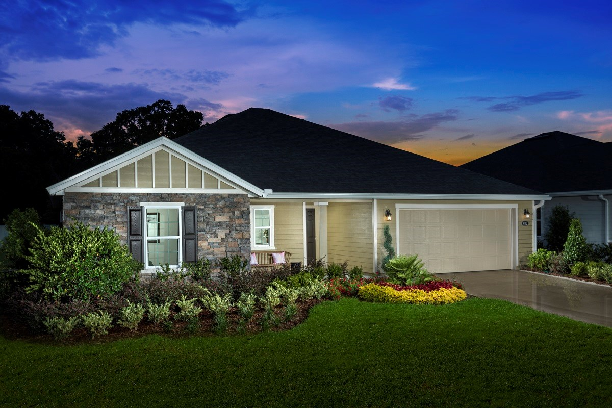 New Homes in Jacksonville, FL - Price Park The Claremont