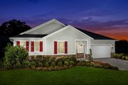 New Homes in Jacksonville, FL - The Porter Modeled