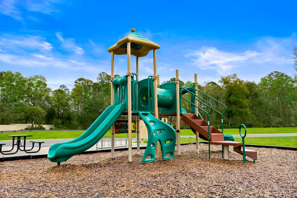 New Homes in St. Augustine, FL - Sawmill Landing Playground