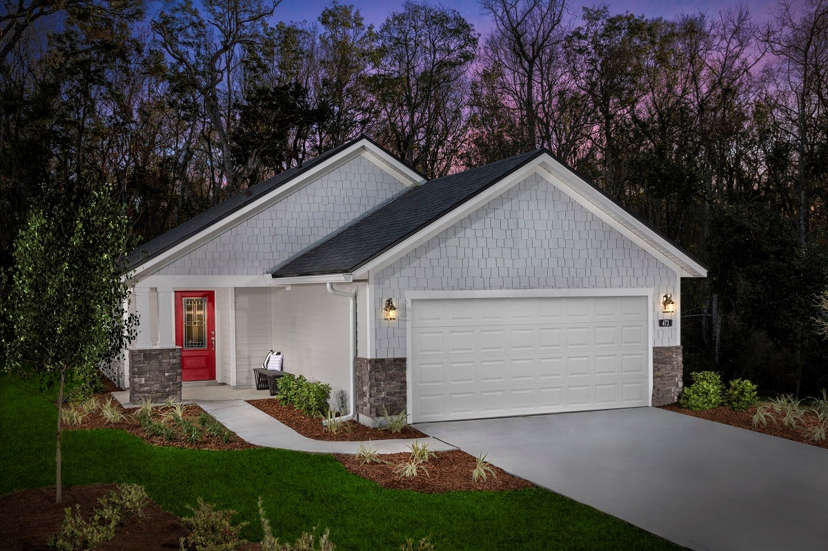 New Homes in St. Augustine, FL - Sawmill Landing The Crestview