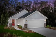 New Homes in St. Augustine, FL - The Crestview Modeled