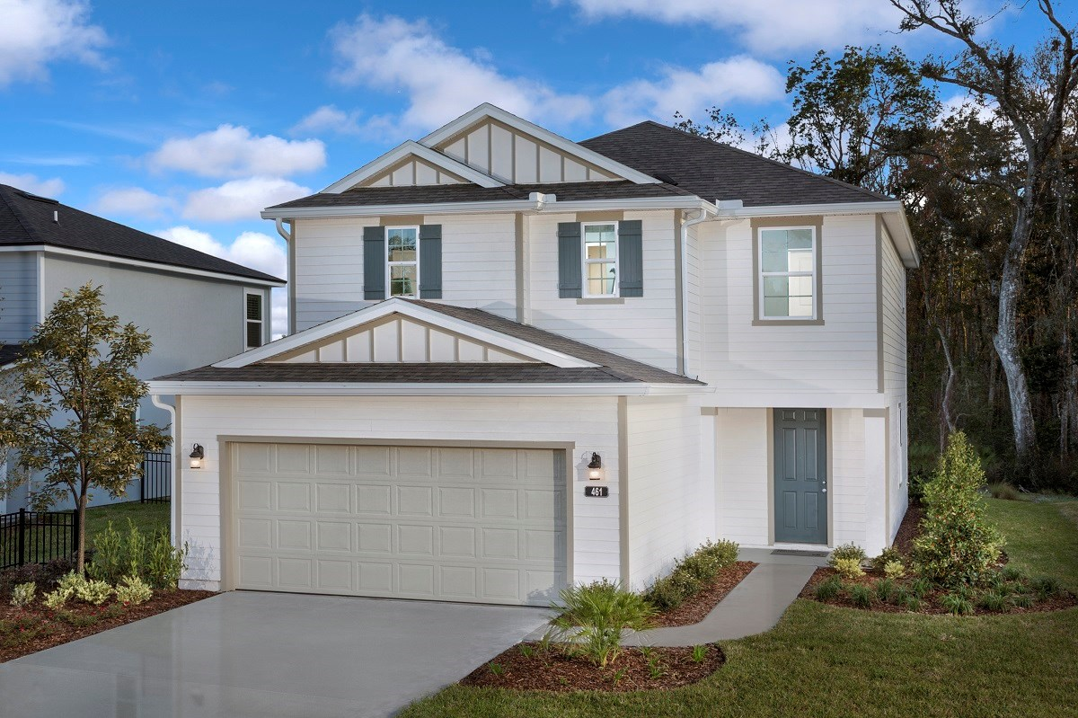New Homes in St. Augustine, FL - Sawmill Landing The Savannah