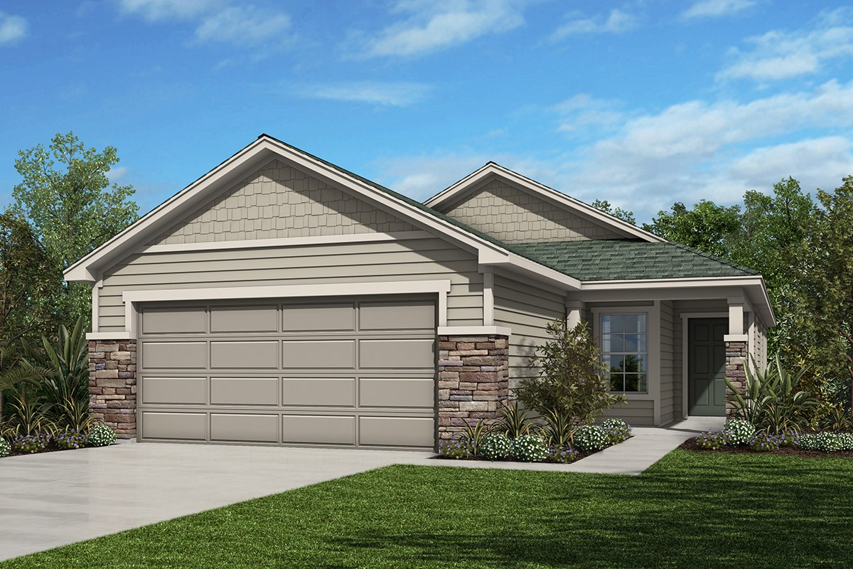 New Homes in St. Augustine, FL - Sawmill Landing The Branson