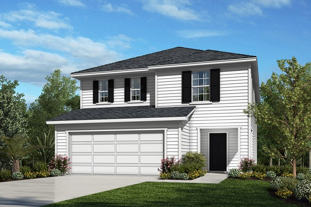New Homes in St. Augustine, FL - Colonial