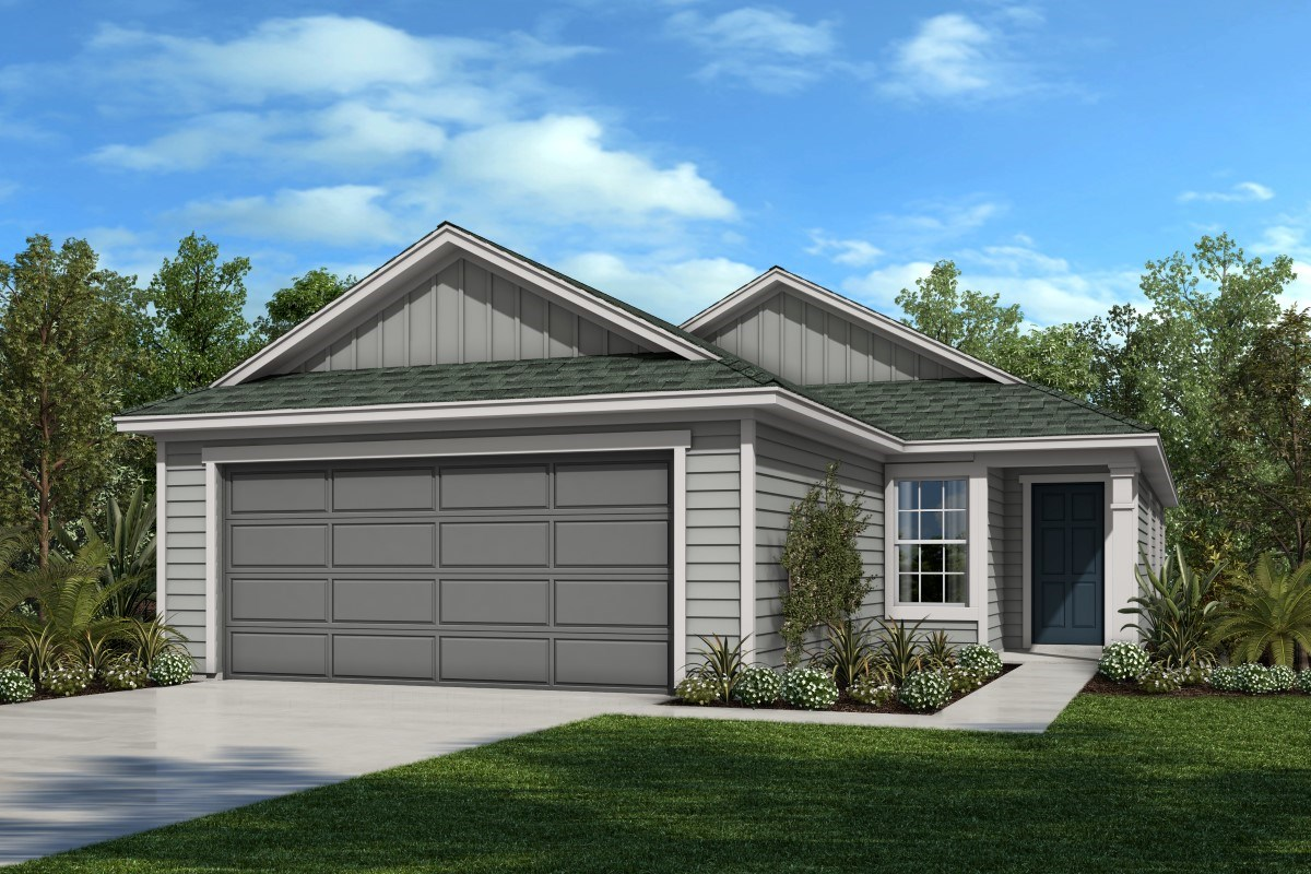 New Homes in St. Augustine, FL - Southshore at Bannon Lakes - Signature Series The Kingsley Modeled