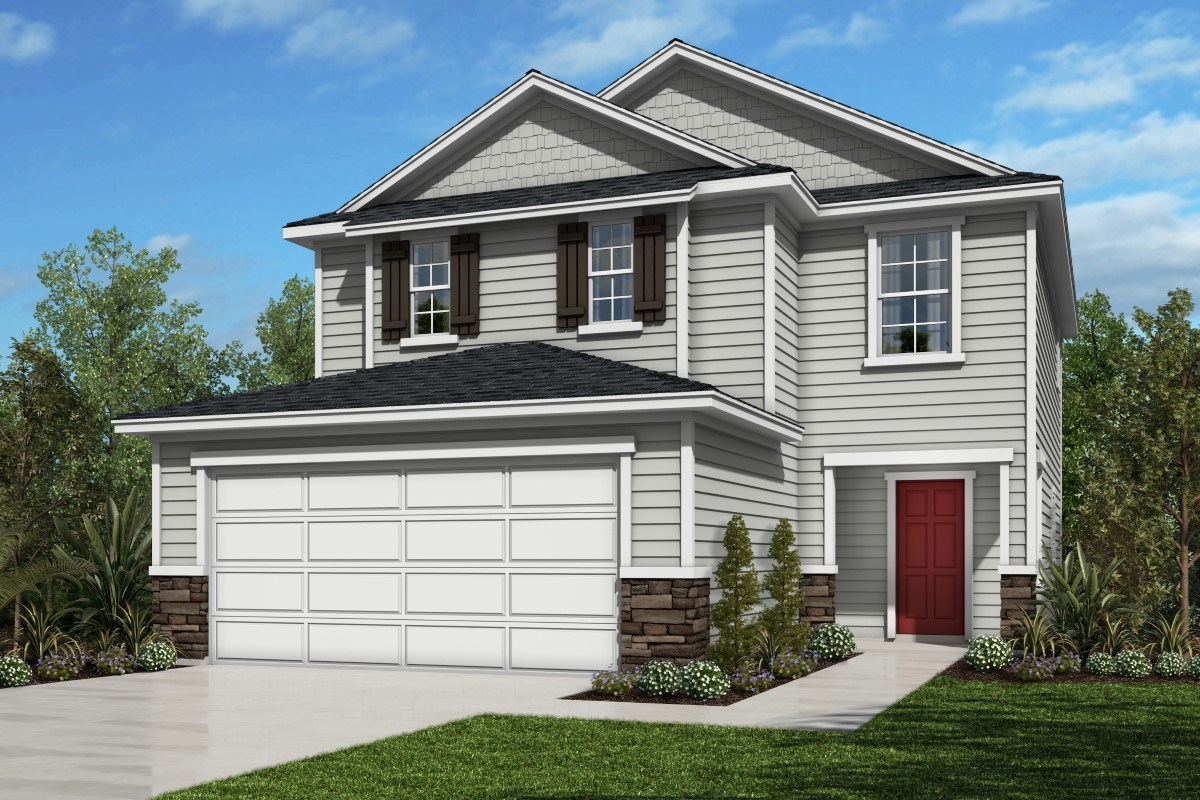 New Homes in St. Augustine, FL - Southshore at Bannon Lakes - Signature Series The Savannah