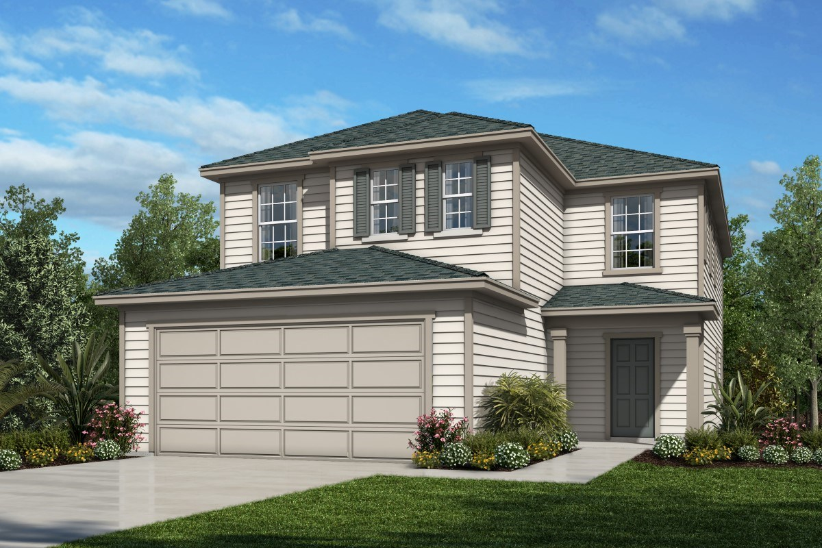 New Homes in St. Augustine, FL - Southshore at Bannon Lakes - Signature Series The Westin Modeled