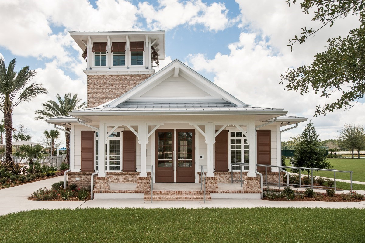 New Homes in St. Johns County, FL - Southshore at Bannon Lakes - Executive Series Bannon Lakes Amenity Center