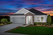 New Homes in St. Johns County, FL - The Hayden Modeled