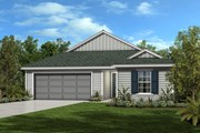 New Homes in Jacksonville, FL - The Berkley Modeled