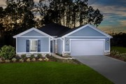 New Homes in St. Augustine, FL - The Sullivan Modeled
