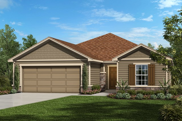 New Homes in St. Augustine, FL - Shingle