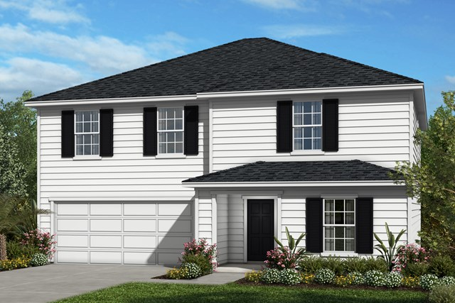 New Homes in Palm Coast, FL - Colonial