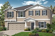 New Homes in Orange Park , FL - The Maston