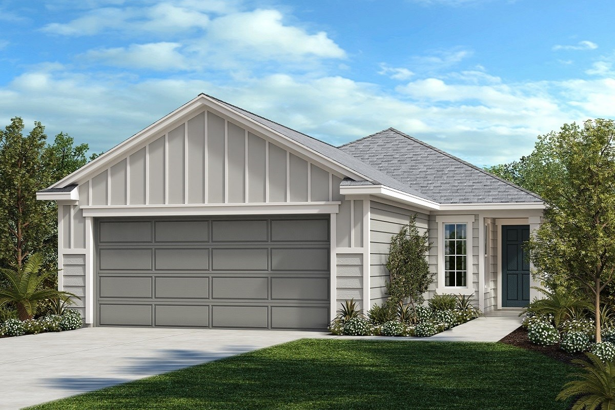 New Homes in Jacksonville, FL - The Preserve at Wells Creek - Classic Series