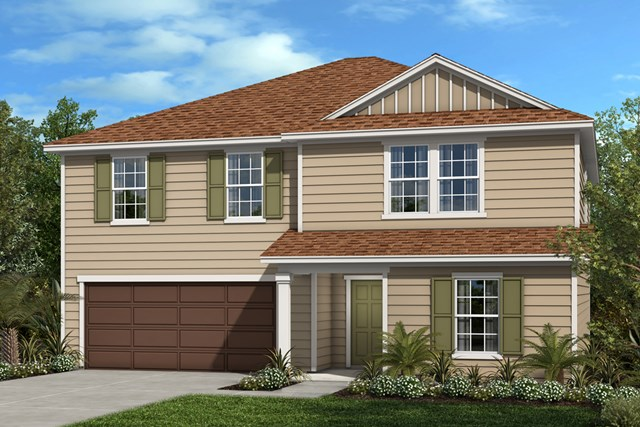 New Homes in Jacksonville, FL - Farm House