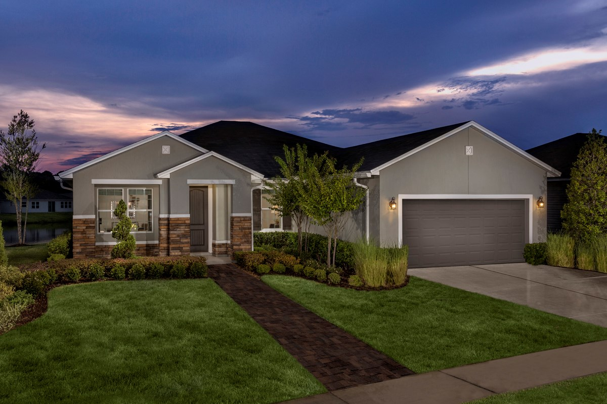 New Homes in Jacksonville, FL - Westland Oaks The Monroe