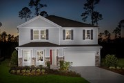 New Homes in Palm Coast, FL - The Madison