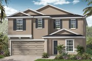 New Homes in Jacksonville, FL - The Kennedy Modeled