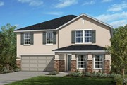 New Homes in Orange Park, FL - The Camden