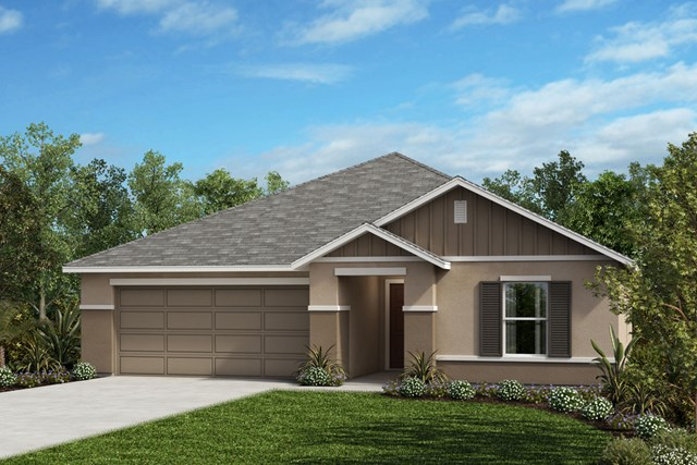 New Homes in Lakeland, FL - Elevation H
