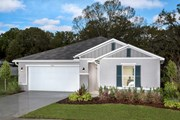 New Homes in Lakeland, FL - Plan 1541 Modeled