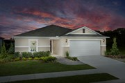 New Homes in Lakeland, FL - Plan 1707 Modeled