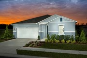 New Homes in Lakeland, FL - Plan 2168 Modeled