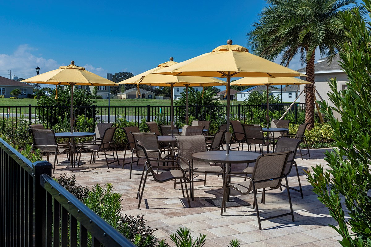 New Homes in Winter Haven, FL - Lake Lucerne Community Amenity - Pool