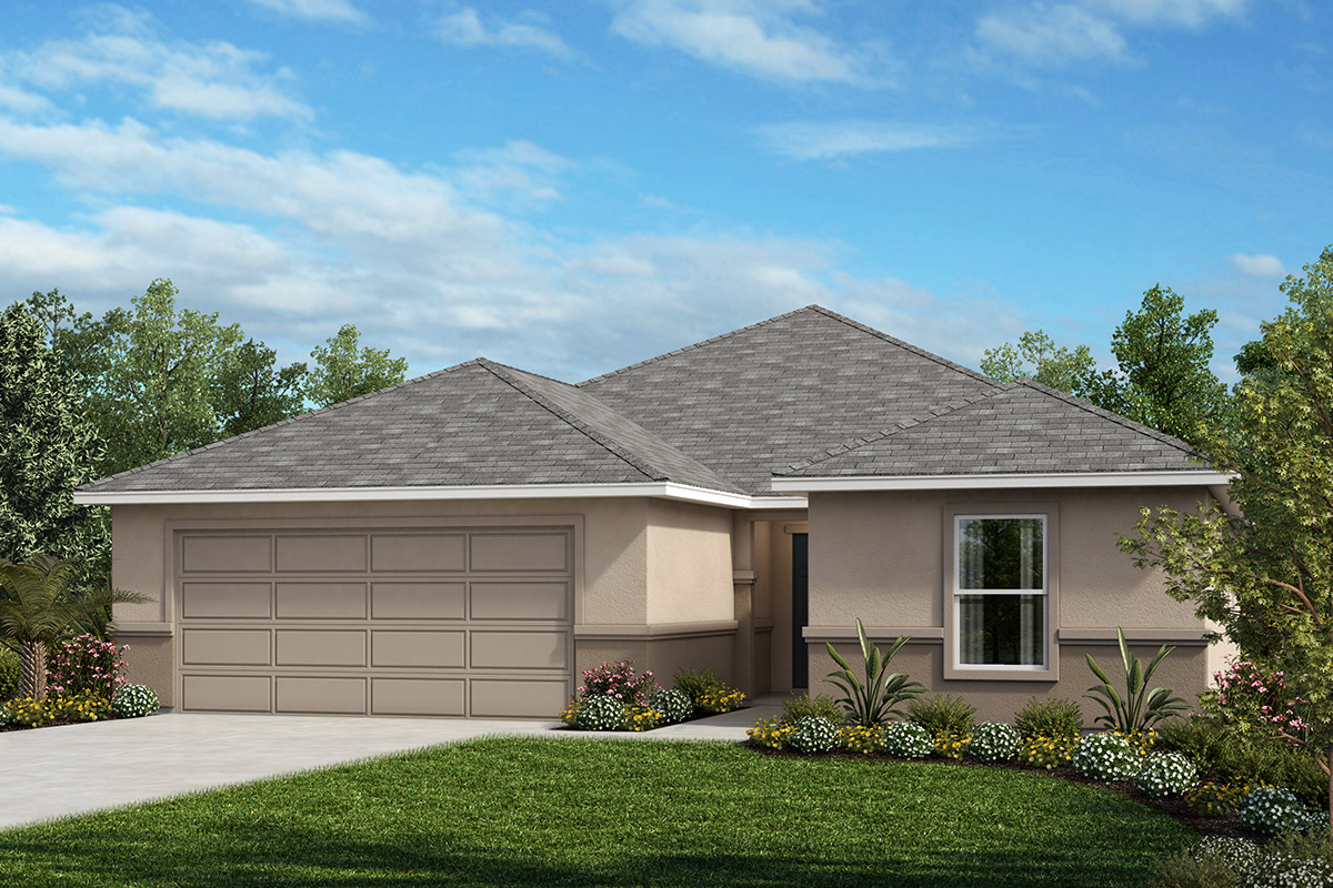 Plan 1933 New Home Floor Plan In Lake Lucerne By Kb Home