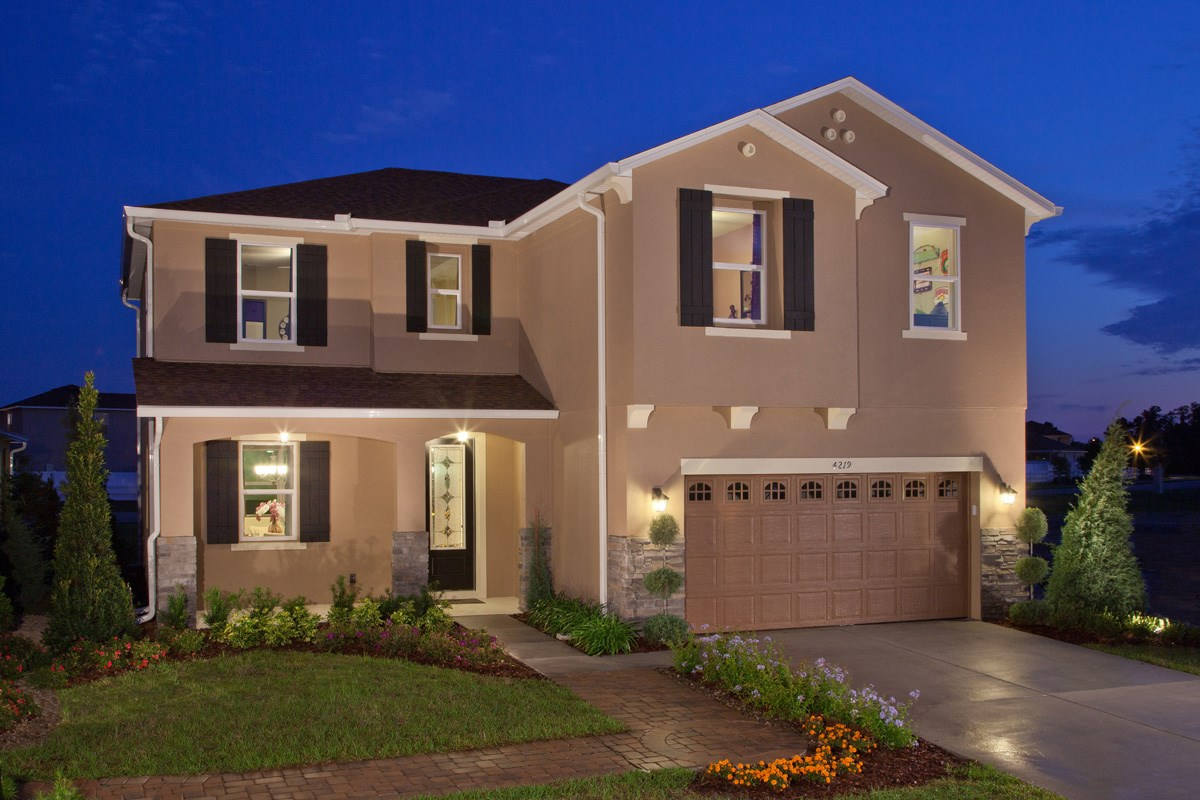 New Homes in Mulberry, FL - Sundance Fields 2550 Model