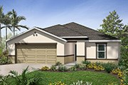 New Homes in Mulberry, FL - Plan 1676